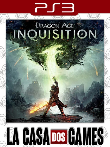 Dragon Age Inquisition - Psn Ps3 - Legendas Pt-br - Envio Ja