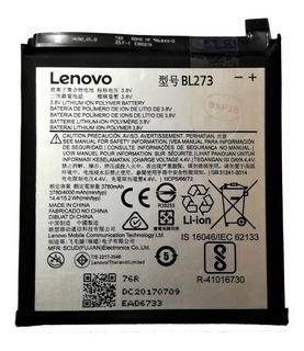 Bateria Lenovo K6 Note K8 Plus Bl273