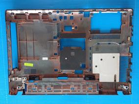 Carcaça Inferior Samsung Rv420 Rv415 Rv411 Rv419