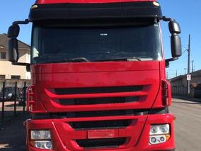 Iveco Stralis 380 - 6x2 - 2009 - Teto Alto