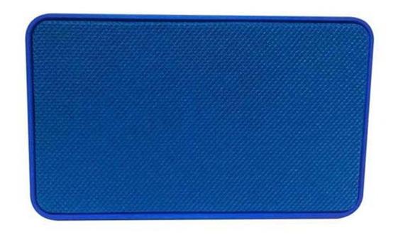 Caixa De Som Bluetooth X500 Azul Xtrax