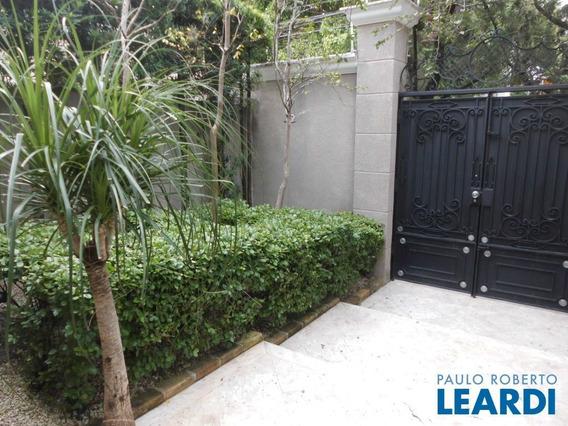 Casa Assobradada - Jardim Paulista - Sp - 489254