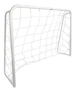 Arco De Futbol Infantil 120 X 90 X 30 Cm + Estacas