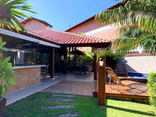 Casa Com 5 Dorms, Condomínio Lagoinha, Ubatuba - R$ 1.5 Mi, Cod: 1300 - V1300