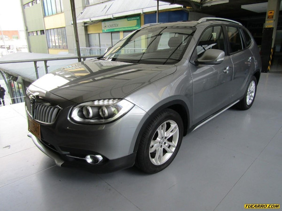 Brilliance V5 1.5 Turbo