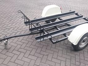 Carreta Reboque Karmann Ghia Original Para Motos