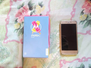 Moto C Plus 4g Doble Sim