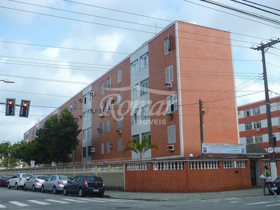 Apartamento Com 2 Dorms, Aparecida, Santos, Cod: 702 - A702