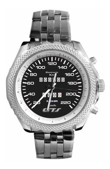 Relógio De Pulso Personalizado Painel Gol Gts 5276
