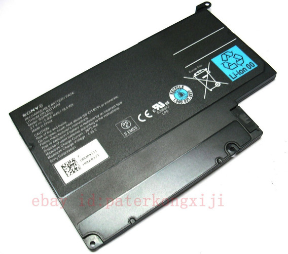 Bateria Original Sgpbp 02 Para Sony Tablet S S1 S2 Sgpt 111u