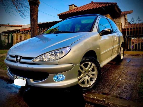 Peugeot 206 1.6 Xr Premium 2008