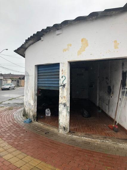 Salão Comercial 1 Banheiro Jardim Samambaia Praia Grande