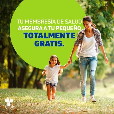 Membrecia De Salud Y Gastos Médicos, Sin Deducible.
