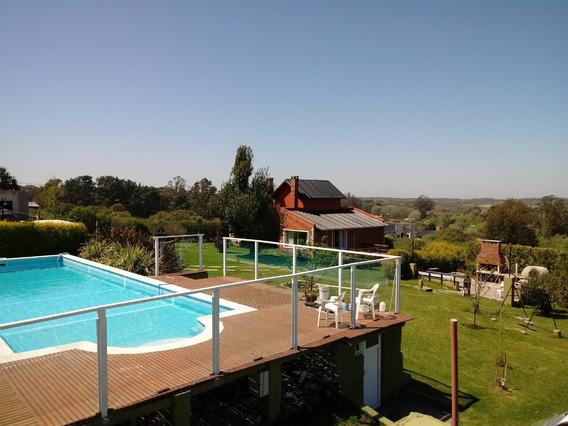 Cabaña De 2 Ambientes En Alquiler Temporada Mar Del Plata