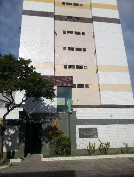 Apartamento Em Casa Caiada, Olinda/pe De 86m² 4 Quartos À Venda Por R$ 419.990,00 - Ap616411