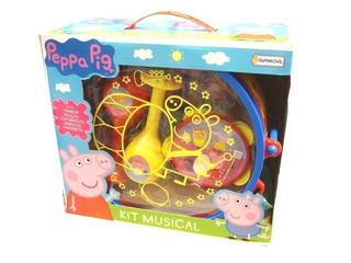 Peppa Pig - Kit Musical