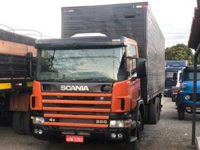 Scania P 260 Bau