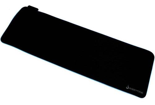 Imagem 1 de 3 de Mouse Pad Gamer Rise Mode Galaxy Rgb - Rm-mp-07-rgb