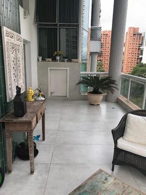 Apartamento Em Panamby, São Paulo/sp De 230m² 3 Quartos À Venda Por R$ 1.950.000,00 Ou Para Locação R$ 5.500,00/mes - Ap199556