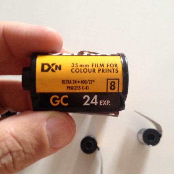 Filmes Kodak Gold Ultra 35mm Colour Prints 24 - 400/27º 8