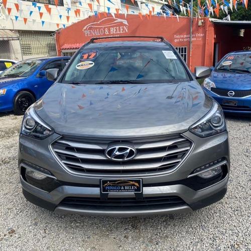 Hyundai Santa Fe 2017 Sport
