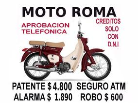 Zanella Motoneta Motoroma