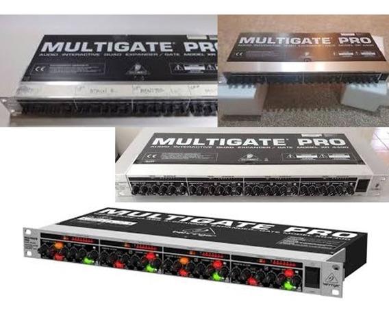 Quadracompressor Multigate Pro Behringer (sem Uso Na Caixa)