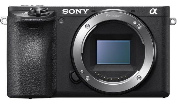 Câmera Sony Alpha A6000 Somente Corpo Nota Fiscal Nf-e