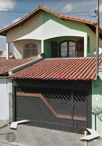 Casa Com 2 Dormitórios À Venda Por R$ 500.000,00 - Jardim Guayana - Taboão Da Serra/sp - Ca0128