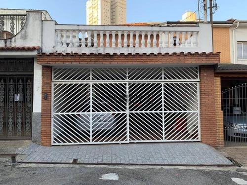 Sobrado Com 4 Dormitórios À Venda, 153 M² Por R$ 780.000,00 - Vila Bertioga - São Paulo/sp - So0029