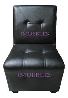 Sillones Individuales Doble Mueble Sala Sofás. Colores.