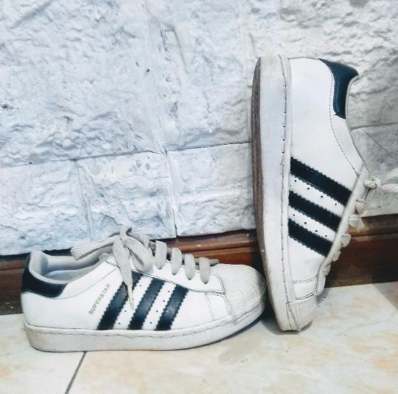 Zapatillas adidas Superstar (usadas, N.o O.riginales)