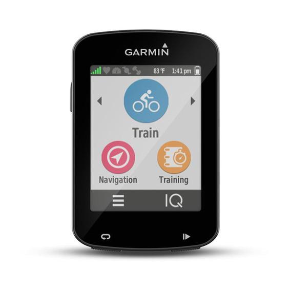 Gps Garmin Para Bicicleta Edge 820 Preto