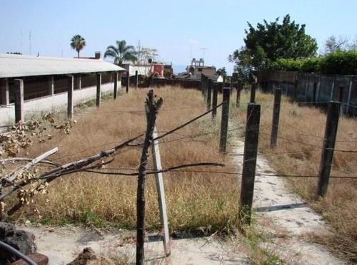 Terreno Urbano En Pueblo Tetela Del Monte / Cuernavaca - Est-712-tu