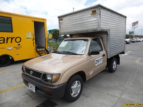 Toyota Tacoma 2.4 4x2 Gasolina