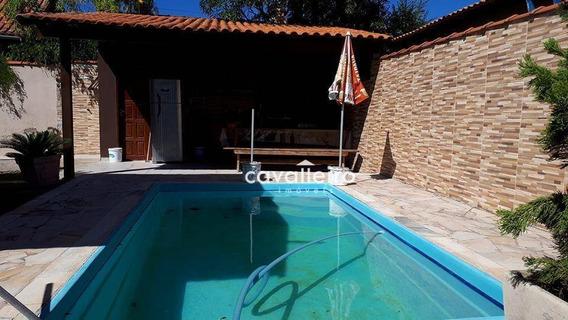 Casa Residencial À Venda, Cordeirinho (ponta Negra), Maricá. - Ca3076