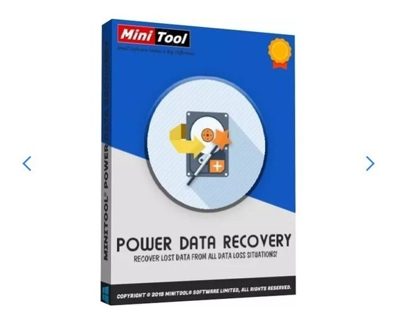 Minitool Power Data Recovery 8.6 Business