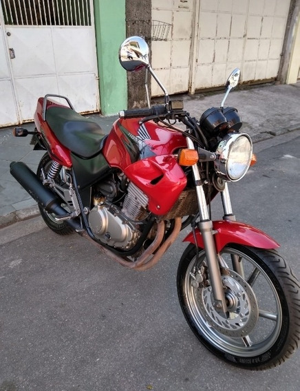 Honda Cb 500f