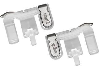Gatillos Botones Joystick R1 L1 Para Pubg Mobile Freefire