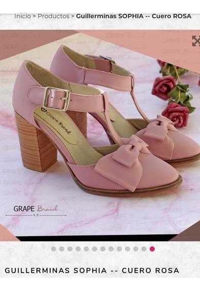Zapatos Grape Brand