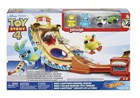 Hot Wheels - Toy Story 4 - Buzz Lightyear Gcp24 - Mattel