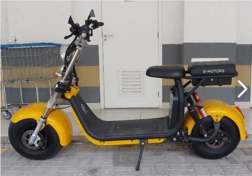 Imagem 1 de 3 de Scooter Eletrica Scooter Eletrica