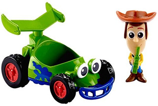 Âdisney/pixar Toy Story Mini Woody & Rc