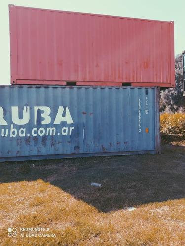 Contenedores Maritimos Usados Containers 40' Dv