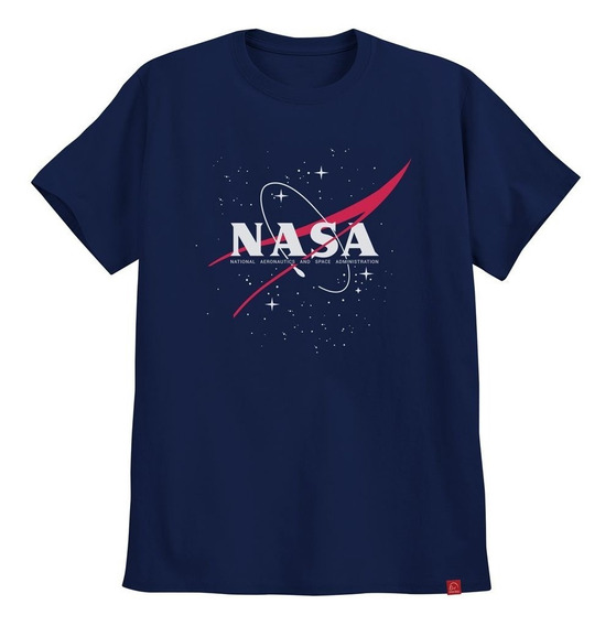 Camiseta Nasa Geek Astronomia Camisa Masculina Aeronautics