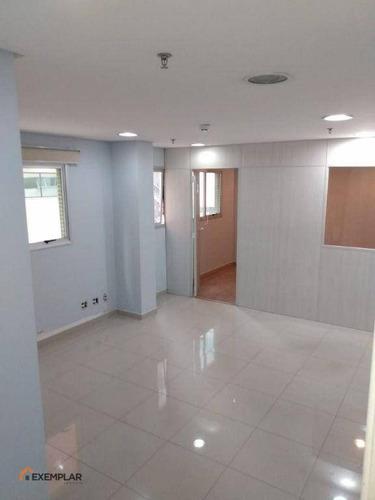 Imagem 1 de 6 de Sala, 37 M² - Venda Por R$ 300.000 Ou Aluguel Por R$ 1.400/mês - Santana (zona Norte) - São Paulo/sp - Sa0082