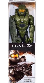 Halo Master Chief Figura Articulada Mattel