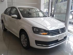 Volkswagen Vento Comfortline 2019 Blanco