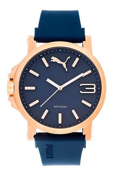 Relógio Masculino Puma Pu103461021 Com Nota Fiscal