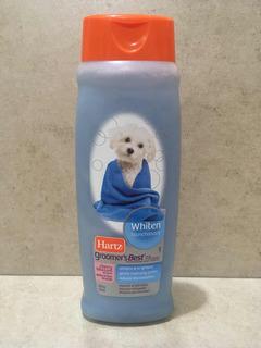 Shampoo Hartz P/pelo Blanco De 532 Ml